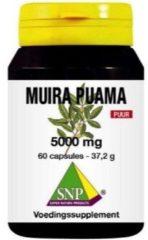 SNP Muira puama 5000 mg puur 60 Capsules