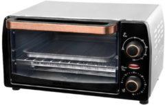 Backofen mit 1050 Watt & 9 Liter TKG OT 1025 CO Kalorik KUPFER