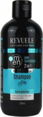 Revuele Seawater & Minerals 2 in 1 Shampoo For Men 300ml.