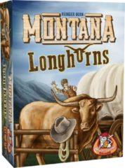 Blauwe White Goblin Games uitbreiding Montana: Longhorns (NL)