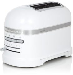 Rode KitchenAid Artisan broodrooster 5KMT2204 - parelmoer
