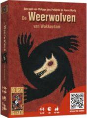 999 Games Kaartspel De Weerwolven Van Wakkerdam (6101725)