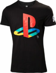 Difuzed - Bioworld Europe PlayStation - Classic Logo and Colors T-shirt