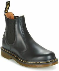 Dr. Martens Zwarte Chelsea Boots