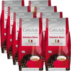 Caféclub Cafeclub Selezione Rosso Koffiebonen 1 kg