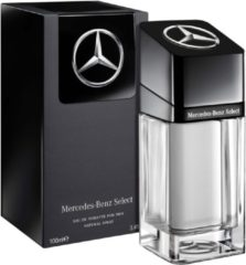 Mercedes-Benz Mercedes Benz Select Eau De Toilette Spray 100 Ml For Men