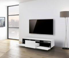SPECTRAL TV-Lowboard »just-racks JRL1650S« mit 2 Klappen un 1 Schublade, Breite 164, 2 cm
