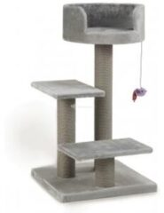 BEEZTEES/PET PRODUCTS Beeztees krabmeubel Figo Grijs