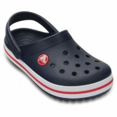 Crocs Crocband Slippers - Maat 20/21 - Unisex - blauw/rood/wit