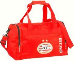 PSV Sporttas rood