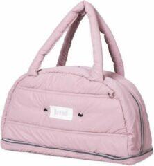 BABY ON BOARD Luiertas Doudoune Bag Chic Pink