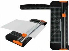 Zwarte Merkloos / Sans marque Papiersnijmachine 12 vellen A3 formaat