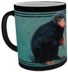Zwarte GB eye FANTASTIC BEASTS - Mug Heat Change 300 ml - Niffler