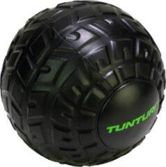 Groene Tunturi Massagebal - 12cm -Zwart