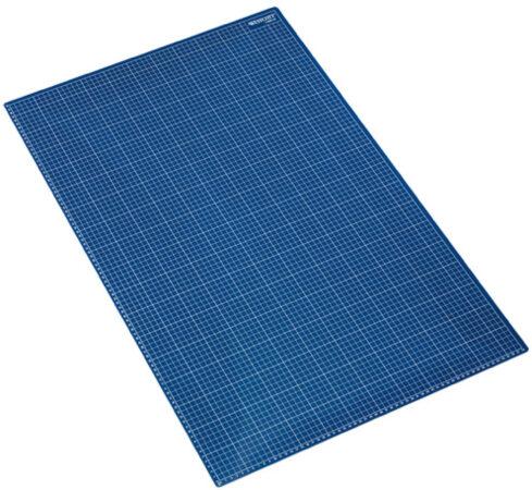 Afbeelding van Snijmat Westcott A1 blauw 5-laags 900x600mm, zelfherstellend