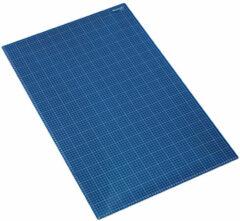Snijmat Westcott A1 blauw 5-laags 900x600mm, zelfherstellend