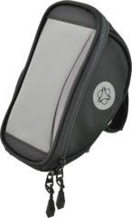 AGU Essentials Telefoon houder fiets stuurtas - 0,8l - Zwart
