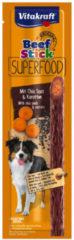 Vitakraft Beef Stick Superfood 25 g - Hondensnacks - Rund&Wortel