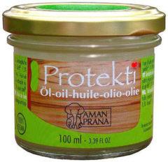 Amanprana Protekti olie voor QI board bio 100 Milliliter