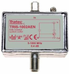 Technetix aop galvanische scheider AOP, coax kabel, F-connecter