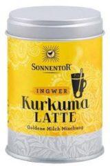Sonnentor Kurkuma latte gember bio 60 Gram