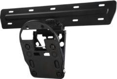 Zwarte Hama No Gap Tilt TV Beugel Voor 43 inch t/m 65 inch TV - Muurbeugel