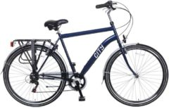 Popal 28 ZOLL CITY FAHRRAD 6 GANG 2892-6SP Citybike Herren blau