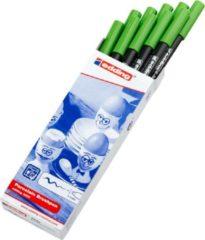 Edding 4200 Porseleinstift Lichtgroen
