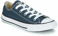 Marineblauwe Converse Chuck Taylor All Star Sneakers Laag Kinderen - Navy - Maat 33.5