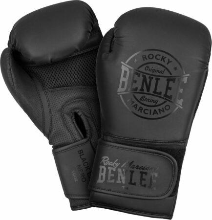 Afbeelding van Zwarte Benlee Black Label Nero Boxing Gloves