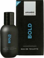 6x Amando Eau de Toilette Bold 50 ml