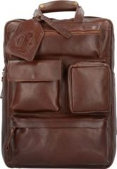 Nasty Cowboys Taos Rucksack 44 cm Laptopfach Billy the kid nut brown