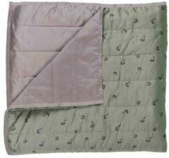 Paarse Vtwonen Pattern Bedsprei 260 x 250 cm