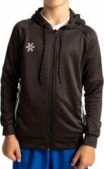 Osaka Training Zip Hoodie - Sweaters - zwart - 140