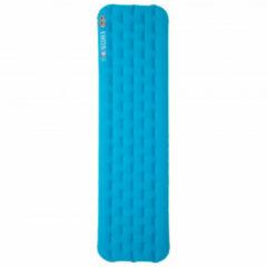 Big Agnes - Q-Core Deluxe - Slaapmat maat Wide Regular, turquoise