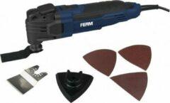 FERM OTM1007 Multitool - Oscillerend - 300W - Incl. koffer en 7 accessoires