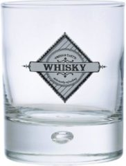 Transparante Durobor Disco Whiskyglas - 290 Ml - Set-6