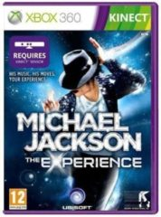 Ubisoft Michael Jackson: The Experience - Xbox 360 Kinect