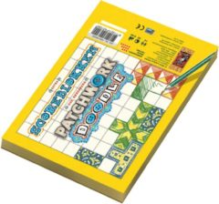 999 Games Patchwork Doodle Scoreblok 3 stuks Dobbelspel