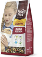 Hobby First Hobbyfirst Hope Farms Rabbit Granola - Konijnenvoer - 2 kg