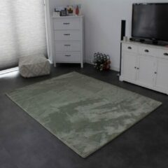 Vloerkleed Xilento Soft Pistache | 170 x 230 cm
