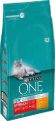 Purina One Sterilcat Adult - Kip/Tarwe - Kattenvoer - 6 kg