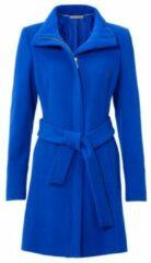 Blauwe Wollen jasje