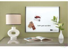 Witte Rexel Whiteboard 58.5x43cm Gewelfd Huismerk
