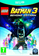 Warner Bros LEGO Batman 3, Beyond Gotham Wii U (1000454674)