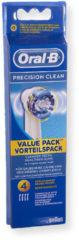Procter&Gamble Braun EB PrecCl 4er - Oral-B Aufsteckbürste Mundpflege-Zubehör EB PrecCl 4er