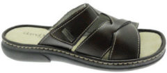 Bruine Slippers Uomodue By Riposella UD50794ma
