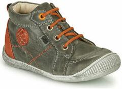 Grijze Hoge Sneakers GBB OLAN