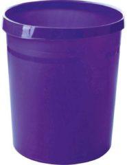 Papierbak HAN Grip 18 liter met 2 grijpranden Trend Colour lila