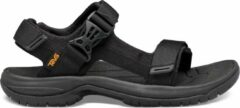 Teva Tanway Leather outdoor sandalen zwart